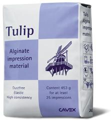 Chất lấy dấu Tulip Alginate